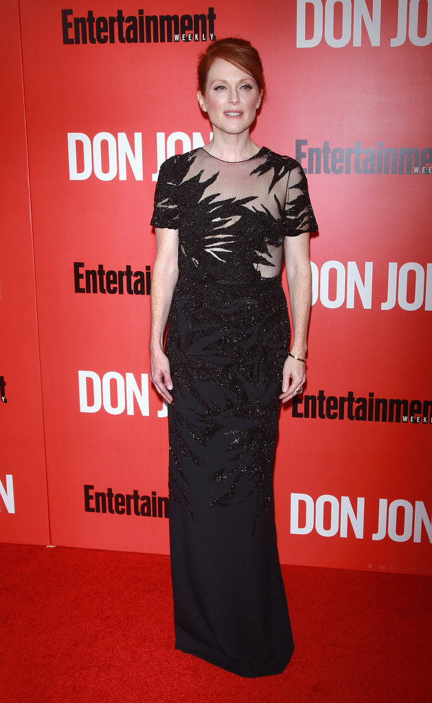 Julianne Moore wore a Jason Wu frock.