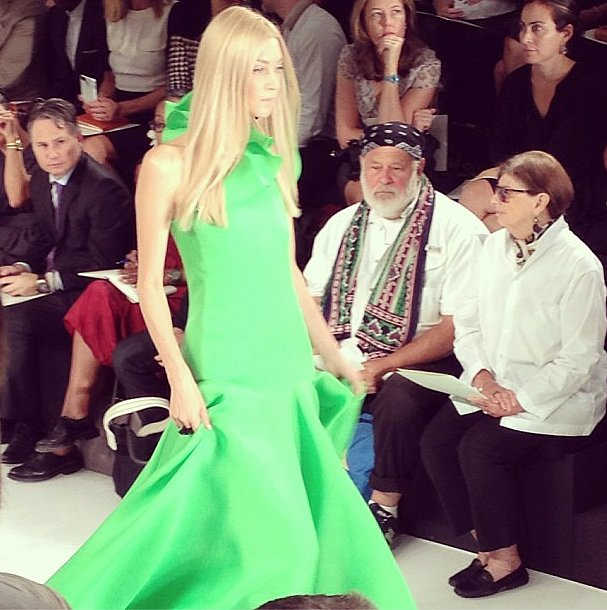 We didn't meet a gown we didn't like at Ralph Lauren.