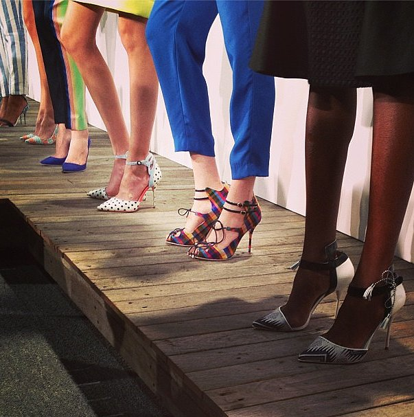 Ok, we died over the Sophia Webster shoes at J.Crew.
