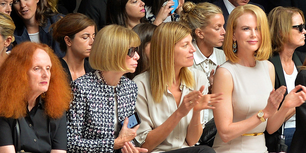 See All the Stylish Stars Celebrating Fashion Week