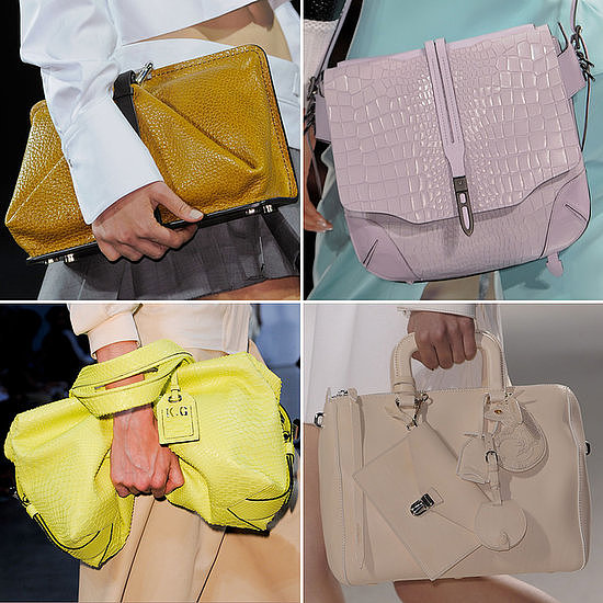 In case you were wondering, these are the best bags from New York Fashion Week.