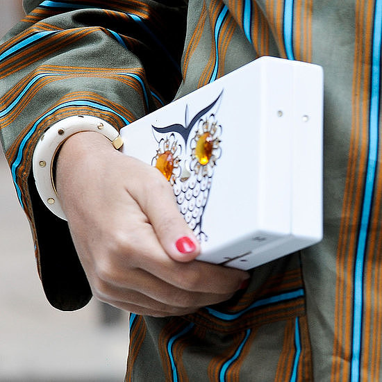 The secret to those street style stars' success? Awesome accessories.