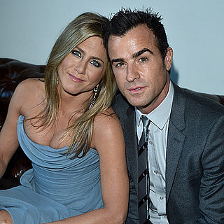 Jennifer Aniston and Justin Theroux at Toronto Film Festival