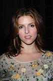 Anna Kendrick at Temperley London.