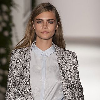 Mulberry Beauty at 2014 Spring London Fashion Week