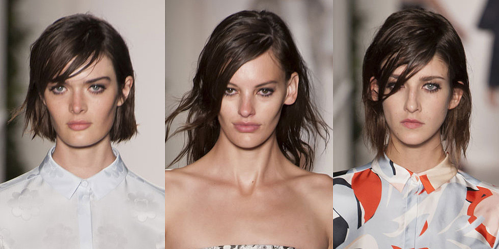 Lived-In Beauty Goes Glam at Mulberry