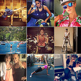 Healthy (Hot) Shots: How Celebs Are Staying Fit This Summer