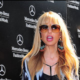 Rachel Zoe Interview at New York Fashion Week Spring 2014