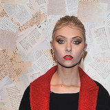 Taylor Momsen Interview New York Fashion Week Spring 2014