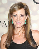 A deep side part and plenty of liner looked gorgeous on Allison Janney at the Audi and Altuzarra Kick-Off Party.