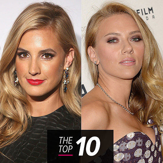 This Week's Most Beautiful: Laura Dundovic, Scarlett Johansson & More