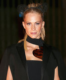 Poppy Delevingne at An Evening to Celebrate The Global Fund.