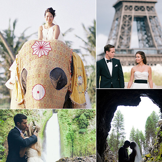 "Location, Location, Location: 52 ""I Do"" Destinations"