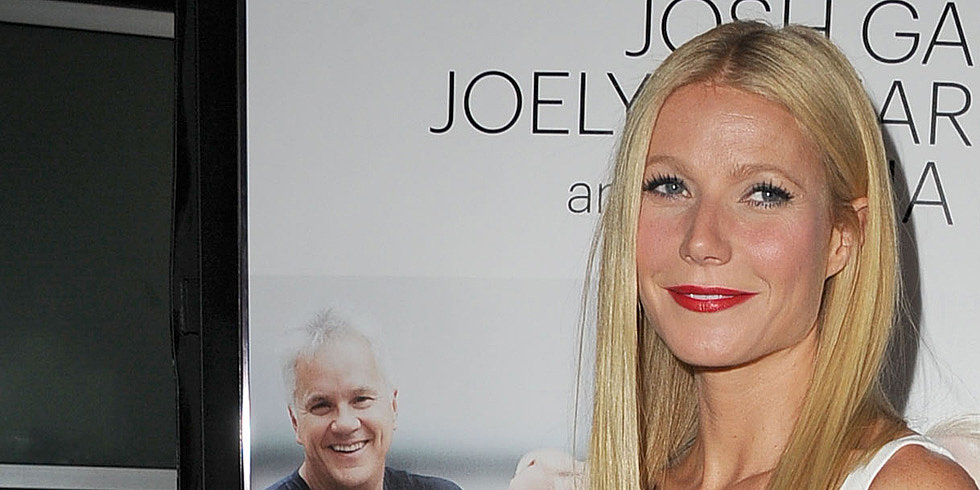 "Gwyneth Paltrow Laughs Off ""Sex Addict"" Claims Ahead of Her Big Premiere"