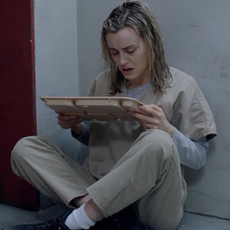 Ellen DeGeneres on Orange Is the New Black