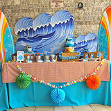 Surf Shack Birthday Party