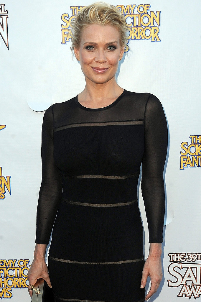 The Walking Dead's Laurie Holden joined Dumb and Dumber To as the female lead, a doctor's wife who uses Harry and Lloyd to cover up her schemes.