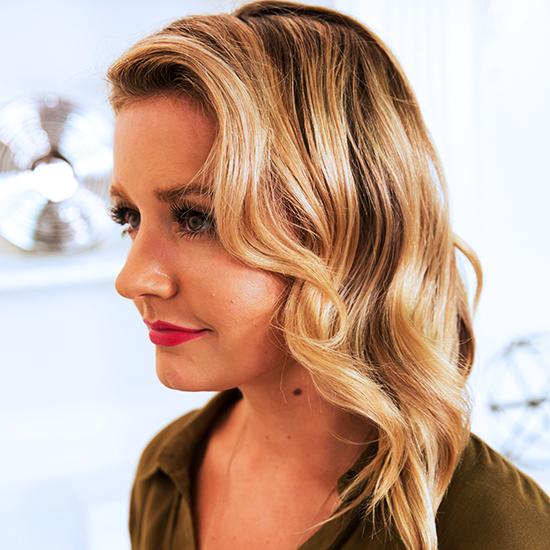 Veronica Lake Hair | Tutorial | POPSUGAR Beauty