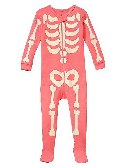 Glow-in-the-Dark Skeleton