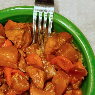 Jamie Oliver Recipe for Sweet and Sour Pork