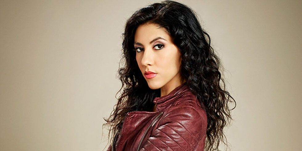 Video: Stephanie Beatriz Is Gonna Tell You How Andy Samberg Looks in a Speedo!