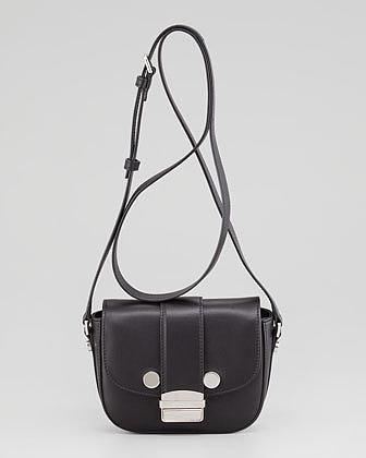 JASON WU Daphne Mini Crossbody Bag, Black