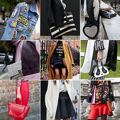 2014 London Fashion Week Street Style