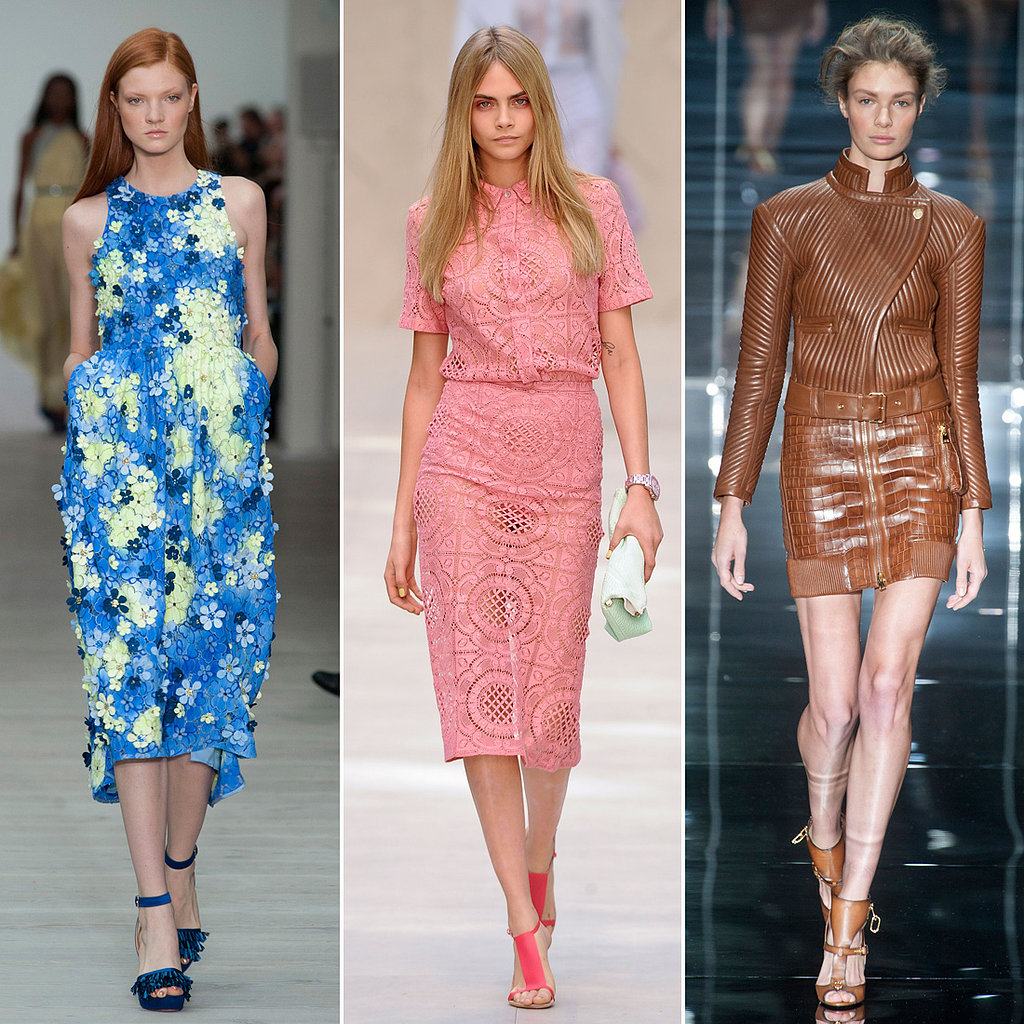 The 8 London Fashion Week Trends to Try Now