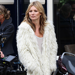 Kate Moss in Stuart Weitzman Boots | Video