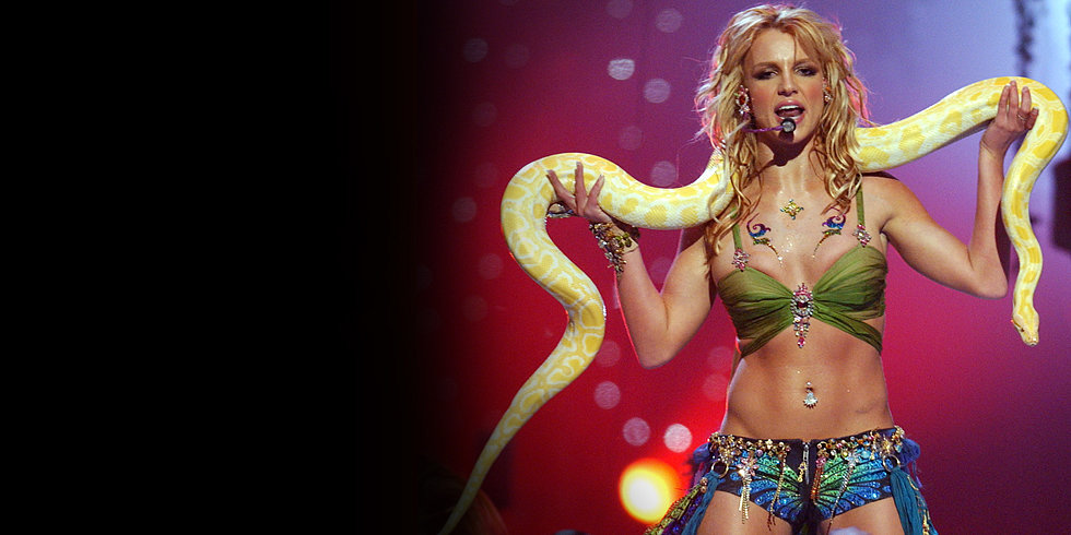 Decades of Die-Hard Britney Fandom — in GIFs