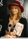 Nicole Richie launched her House of Harlow collection at Sydney's David Jones store in May 2012.