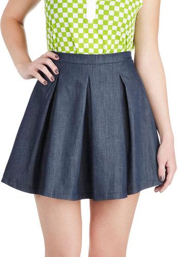 Ever So Pleats Skirt