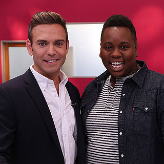 Alex Newell Glee Interview