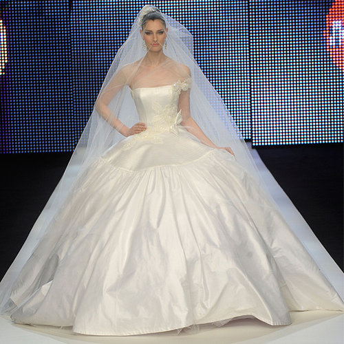 Runway Wedding Dresses