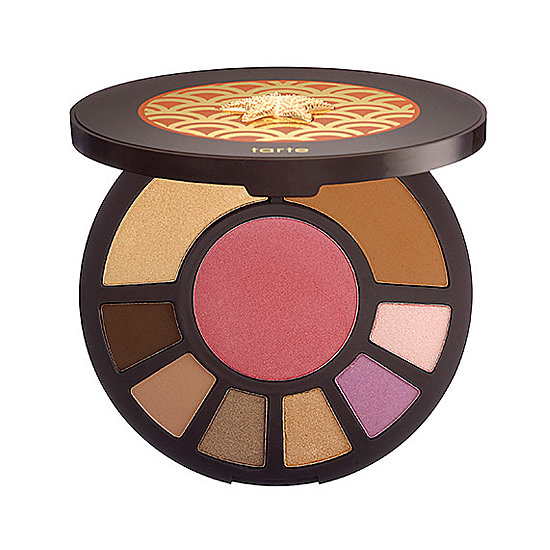 Do you steer clear of extreme makeup shades? Then the Tarte Coral Crush Eye & Cheek Palette ($38) is for you. The circular compact includes subtle shadow hues and natural cheek colors to suit the more demure beauty lover.