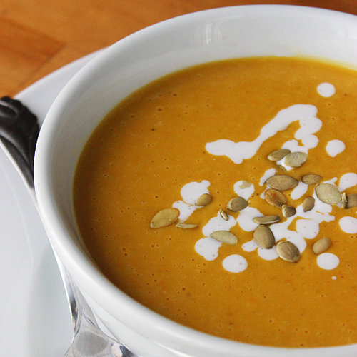 Healthy Pumpkin Soup Recipe