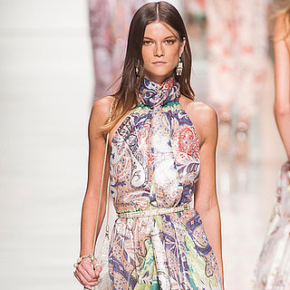 Etro Spring 2014 Runway Show | Milan Fashion Week