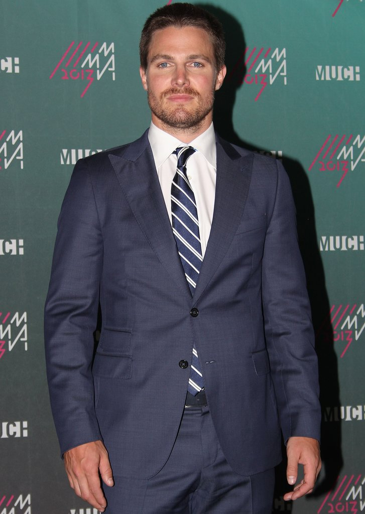 Arrow's Stephen Amell will grace the Emmys stage.