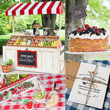 It's a Produce Party! A Fun, Fruit-Stand-Themed Birthday Bash