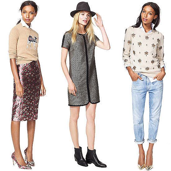 Oh no—hide your credit cards: the J.Crew October style guide is out!