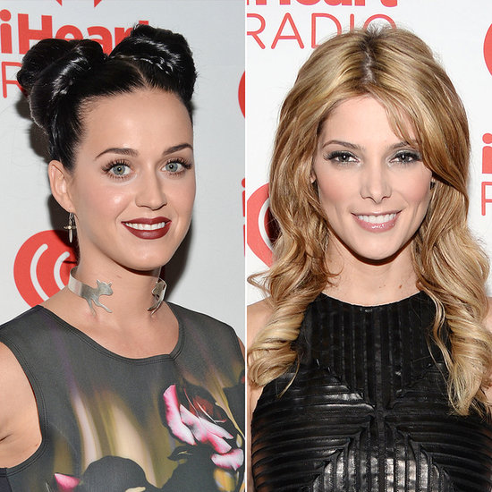 Stars Do Rocker Chic Right at the iHeartRadio Music Festival