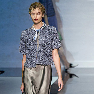 2014 Spring Milan Fashion Week: Emporio Armani Full Runway