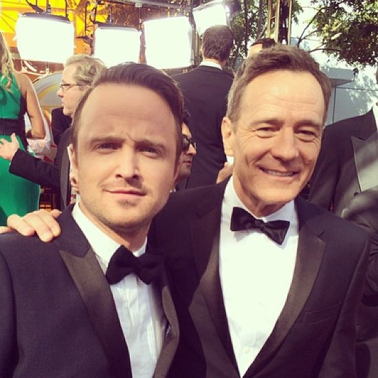 Celebrity Instagram Pictures From Emmy Awards 2013
