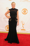 Amy Poehler stepped out for the 2013 Emmys.