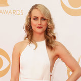 Taylor Schilling Dress at Emmys 2013 | Pictures