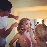 Instaglam! See How The Stars Got Ready For the Emmys