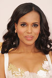 Kerry Washington at the Emmy Awards