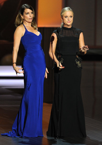 Amy Poehler Reunites With Tina Fey at the Emmys