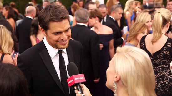The Bible's Diogo Morgado Talks Playing Jesus and Taking On the Emmys