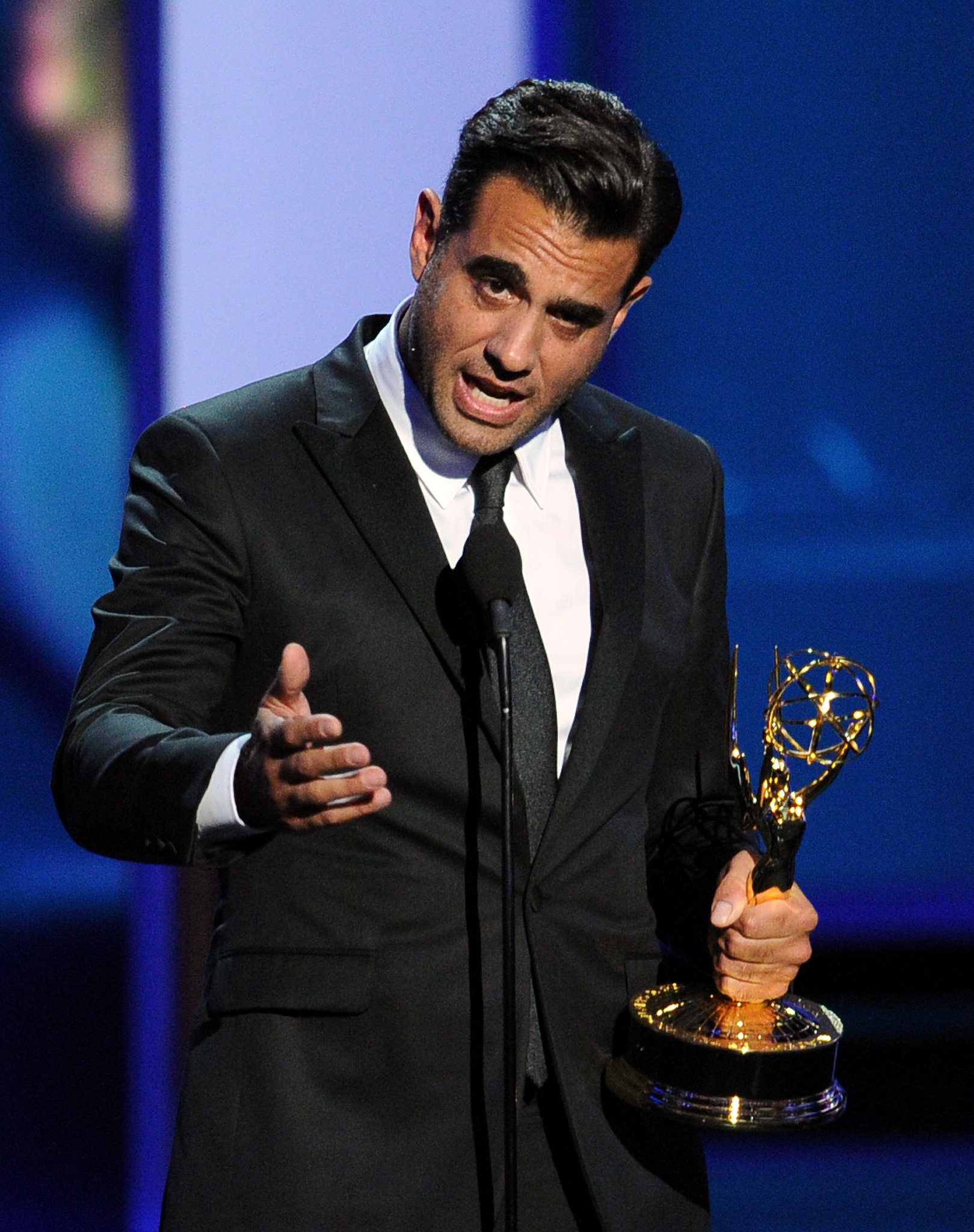 Boardwalk Empire's Bobby Cannavale won the award for best supp